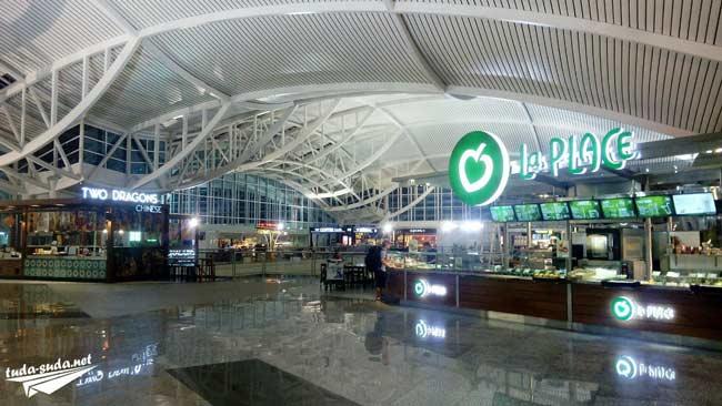 Аэропорт Ngurah Rai на Бали