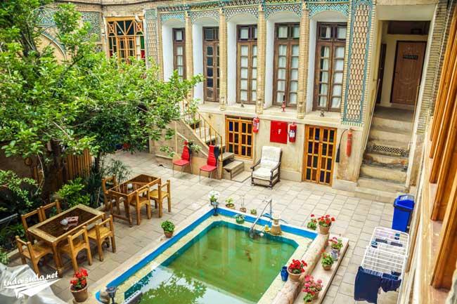 Отель Иран
