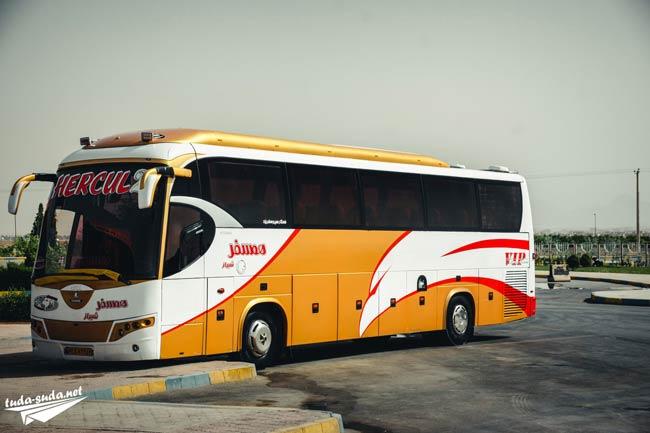 автобусы VIP Иран