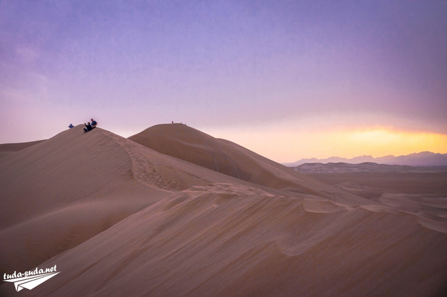 Пустыня Иран