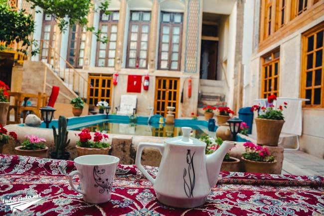 иран чай