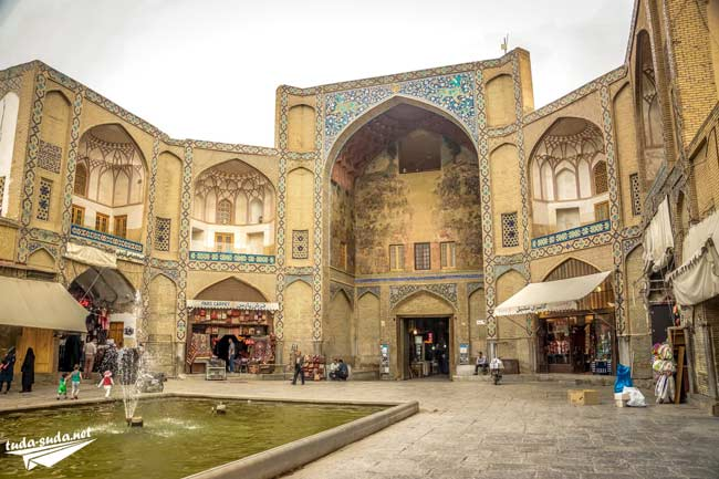Базар Исфахан