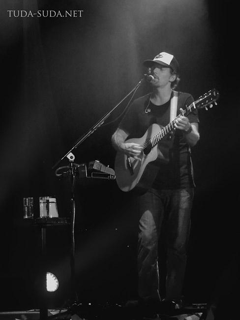 Jason Mraz in Moscow 2013