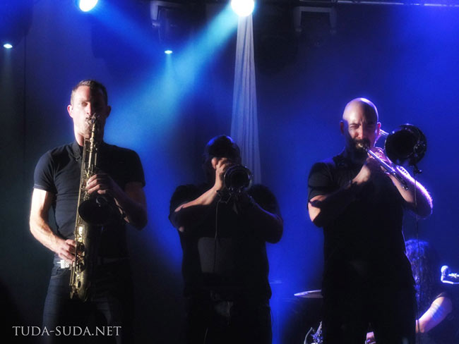 Jason Mraz и Grooveline Horns