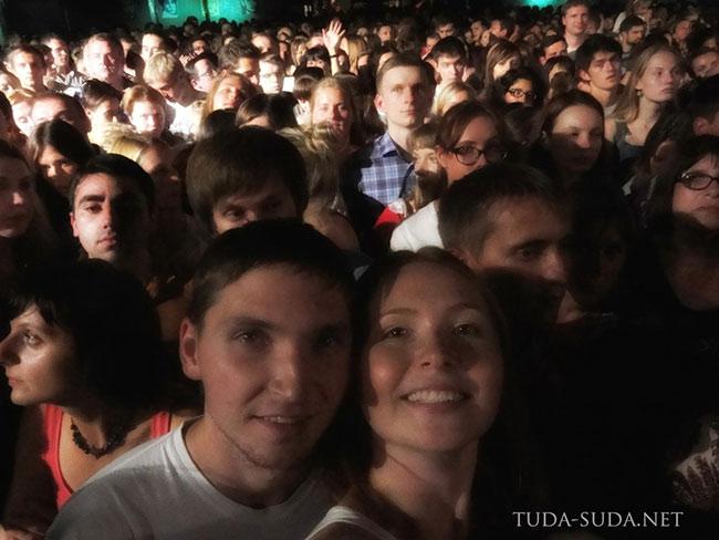 Jason Mraz в Москве