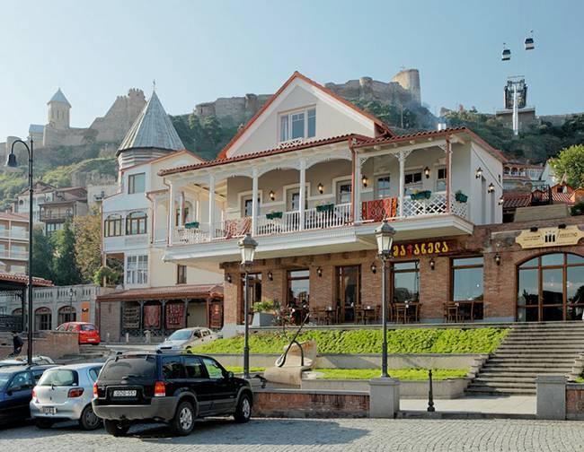 Ресторан Мачахела