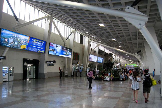 Аэропорт Гимпо