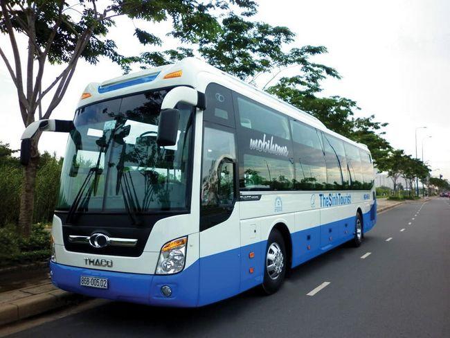 Автобус Sinh Tourist