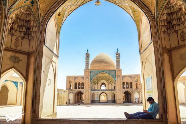 Kashan iran