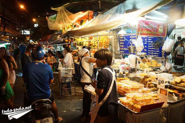 Макашницы Таиланд