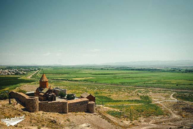 Монастырь Хор Вирап Армения