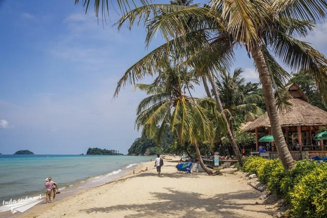 Лучшие пляжи Ко Чанга