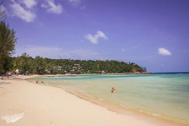 Salad Beach Koh Phangan