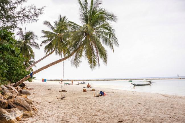 Пляж Чалоклум Панган