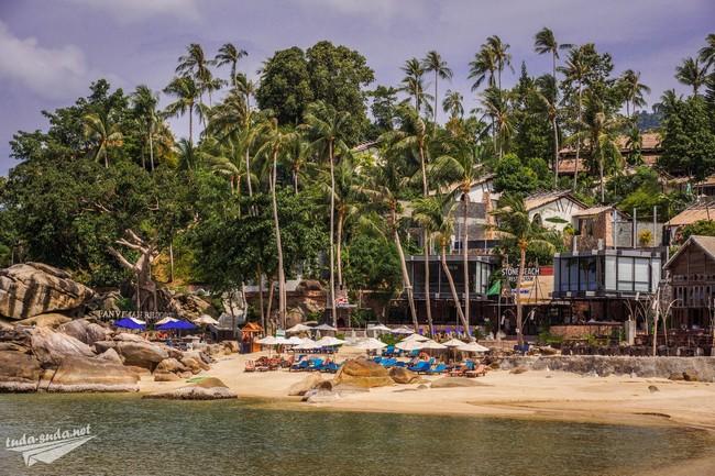 пляж Thong Nai Pan Noi