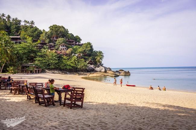 пляж Than Sadet