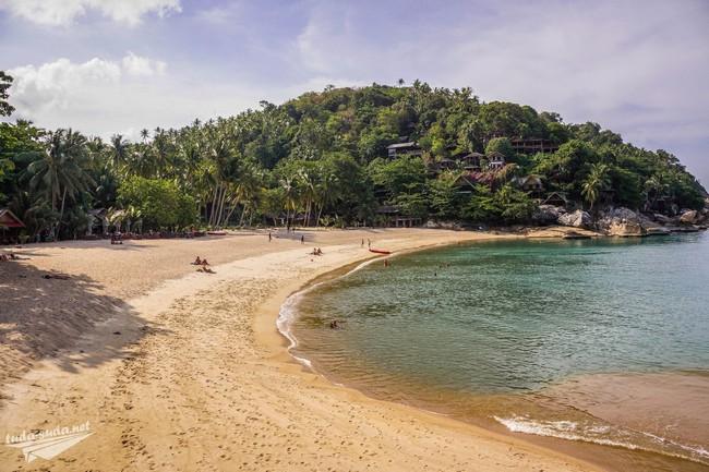 пляж Than Sadet Панган