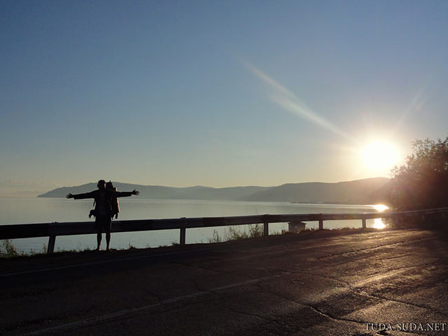 Железная дорога Байкал фото