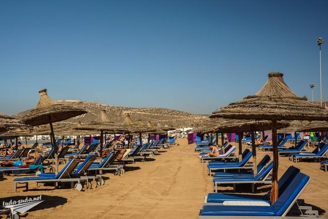 Агадир марокко пляж