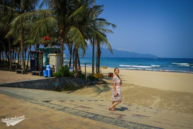 Дананг пляжи