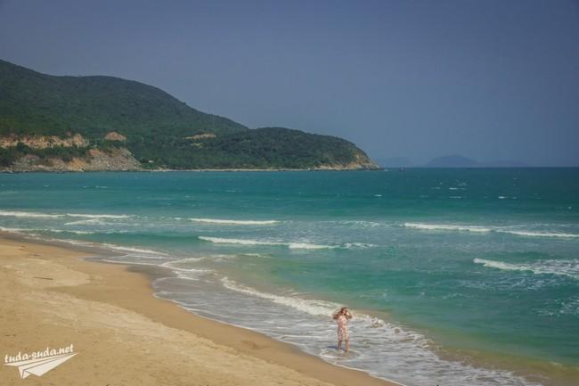 Бай Дай пляж Нячнг
