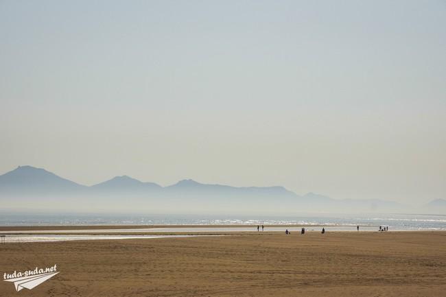 Пляжи Южная Корея