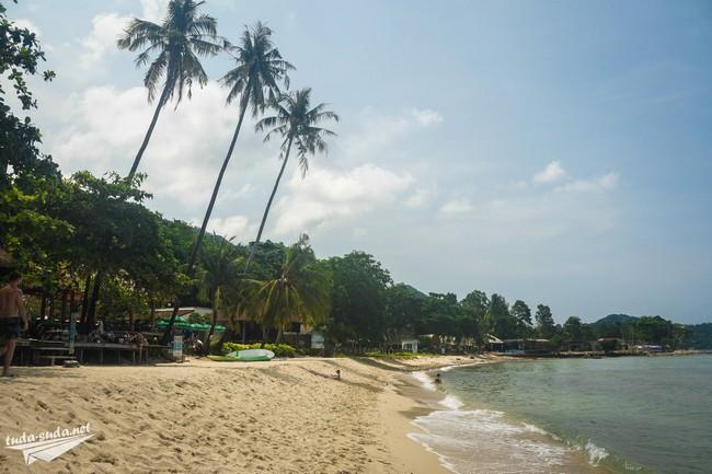 пляж лонли бич