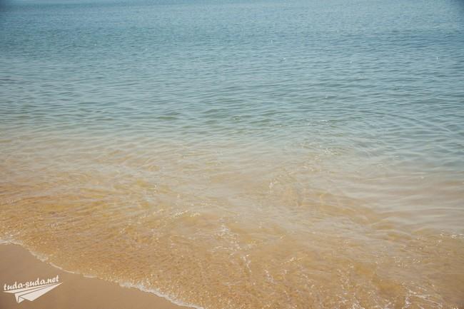 море пляж лонг бич фукуок