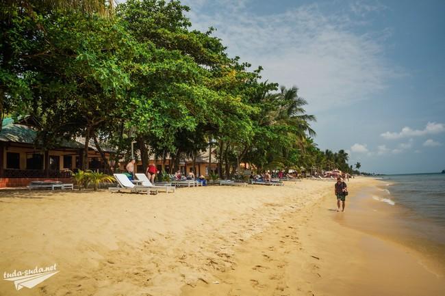 пляж лонг бич вьетнам