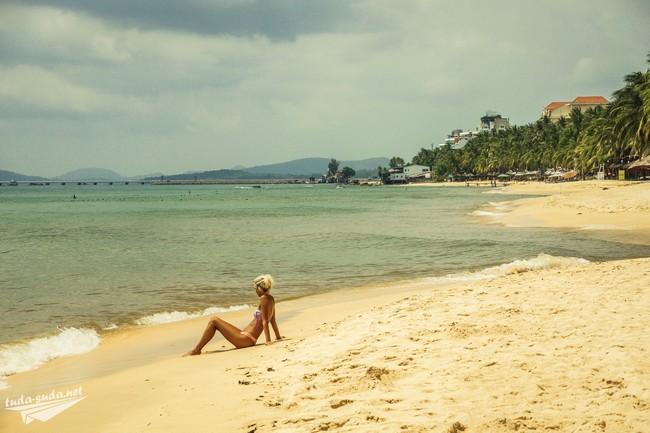 пляж Лонг Бич Фукуок