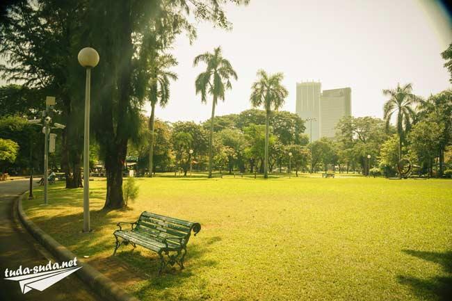 Парк Бангкок