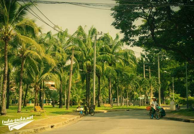 Люмпини Бангкок