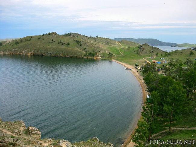 Малое море Байкал