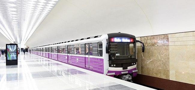метро Баку