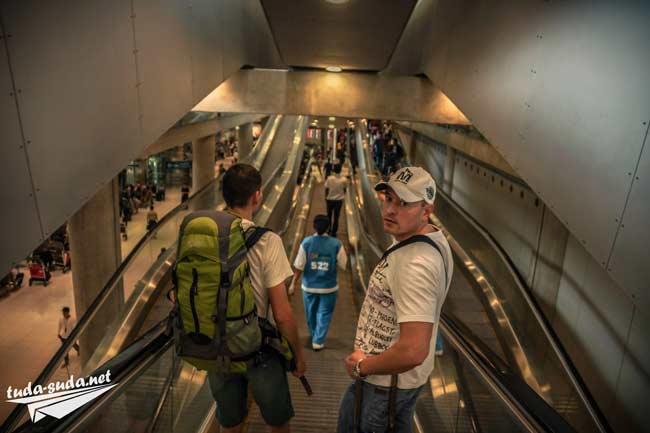 Airport Rail Link Бангкок