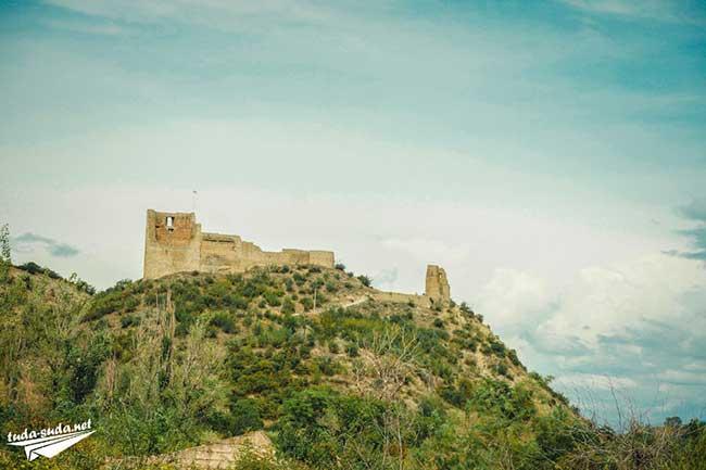 Крепость Бебрисцихе