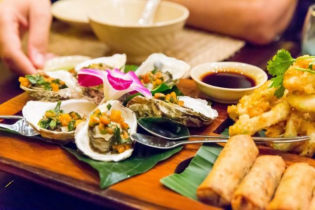 Морепродукты Фукуок
