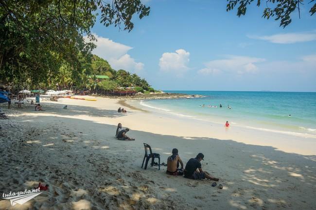 Ao Cho Beach Samet