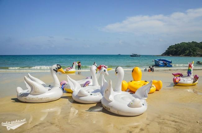 остров Самет пляжи