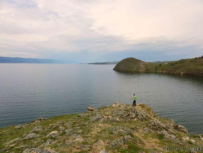 озеро Байкал Сахюрта