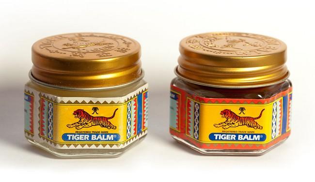 Тигровый бальзам Таиланд