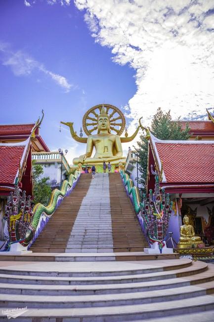 храм Биг Будда Самуи