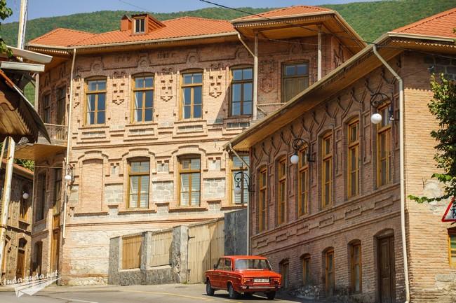 Шеки Азербайджан