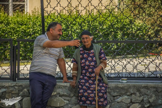 путешествие в Азербайджан