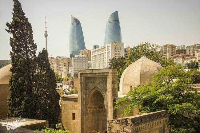 поездка в Азербайджан