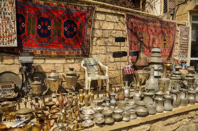 сувениры Азербайджан