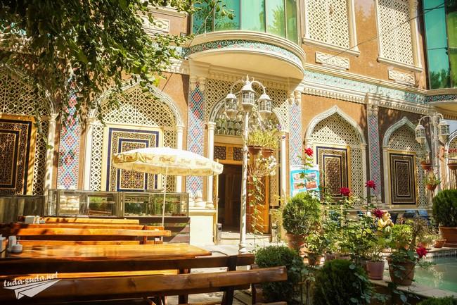 ресторан Азербайджан
