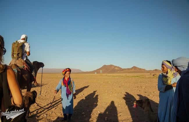 Экскурсия в пустыню Сахара