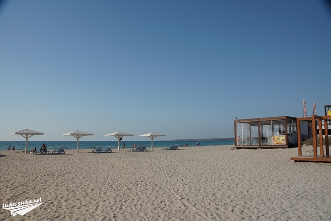 пляж Оленевка