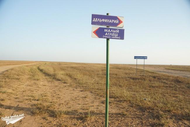 Крым степь
